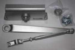 Доводчик дверной LY5 120кг. алюмин. морозост.