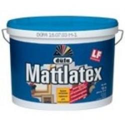 Дюфа RD100 Mattlatex, 2,5 л