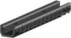 Лоток водоотводный ЛВ-10.14,5.08- пластиковый (усиленный)