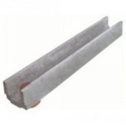 Лоток водоотводный ЛВ-10.14.13- бетонный с вертикальным водоотводом