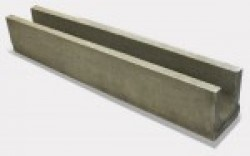 Лоток водоотводный ЛВ-10.16.16- бетонный
