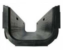Лоток водоотводный ЛВ-20.26.18,5- пластиковый (усиленный)