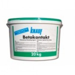 Грунтовка Бетоконтакт, 20 кг