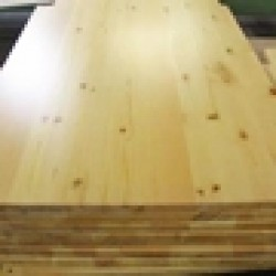 Щит мебельный срощенный, 800 мм