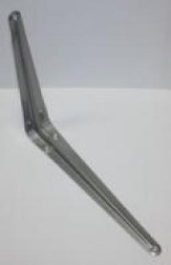 Уголок д/полок серебро-300х250 (10х12)
