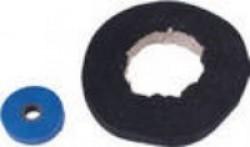 Изолента ПВХ синяя (вес 65 г, в уп. 192 шт)