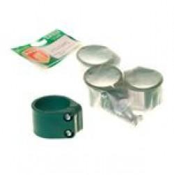 Крепеж пластиковый для столба d-48мм-51 мм (комплект из 3-х штук)