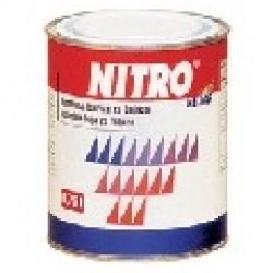 Helios Грунт NITRO -19375 для железа красный 0,75л
