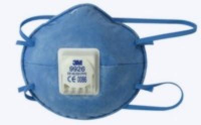 Респиратор 3М (9926) от кисл. газов, с клапаном (уп.10 шт)