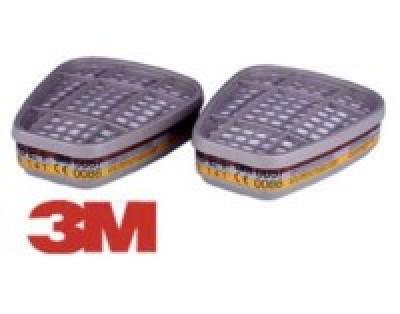 Сменные патроны 3М 6057 (уп. 8 шт)