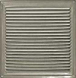 Решетка вентиляционная Стис-М 200х200 бел.
