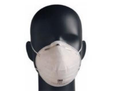 Респиратор 3М (8101) противоаэрозольный, степень защиты FFP 1 уп.(480 шт)