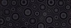 Декор Synthia черный WD206-014 20х50