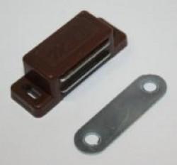 Защелка мебельная магнитная малая