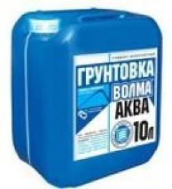 Грунтовка «ВОЛМА-АКВА»