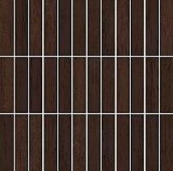 Мозаика Carisma для пола 33х33 коричневая