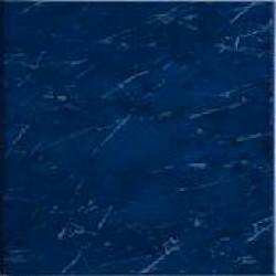 Плитка для пола Квазар синяя 33х33