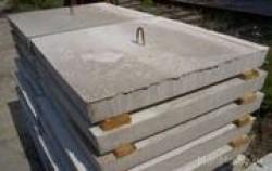 Плита плоская ПТП 12,5-11-9