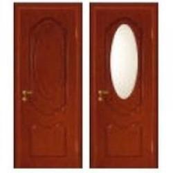 Двери «МариаМ», Модель «Ария» (шпон), полотно глухое, агенри, дуб, 550-900 мм