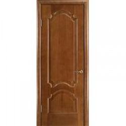 Двери «Varadoor», Модель «Надежда-4», полотно глухое, орех темный (тон1), 400-900 мм