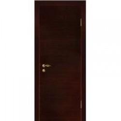 Двери «МариаМ», Модель «ДГГ поперечный» (шпон), полотно глухое, венге, дуб, дуб беленый, 550-900 мм