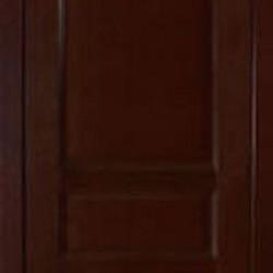 Двери «ДОП№1», Модель:Porta Classic «Imperia-R», полотно глухое, орех темный, орех миланский, 550-700 мм
