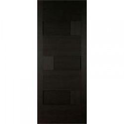 Двери «Принцип», Серия Арт-лайн: коллекция «Домино», полотно глухое/ остекленное, 600-900 мм