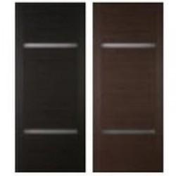 Двери «Принцип», Серия Арт-лайн: коллекция «Твист», полотно глухое/ остекленное, 600-900 мм