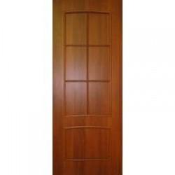 Двери «Verda», Модель «С-05» («Гладкая филенка»), полотно глухое, груша, орех  миланский, итальянский, 550-900 мм