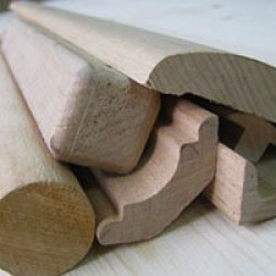Погонаж «Потенциал Плюс» Коробки, (нш)венге черри,  анегри, дуб беленый, 80*36*2100