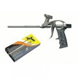 Пена монтажная: пресс-пистолет для проф. пены tytan,