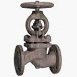 Клапан (вентиль) запорный 15С22НЖ Ду40