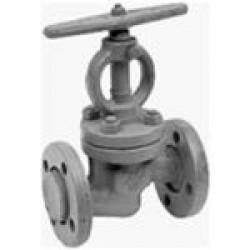 Клапан (вентиль) запорный 15С22НЖ Ду20