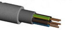Кабель силовой NYM 5х2.5