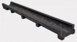 Лоток водоотводный ЛВ-10.14,5.12- пластиковый