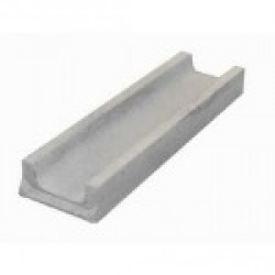 Лоток водоотводный ЛВ-10.14.06- бетонный