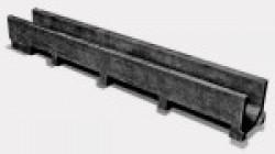 Лоток водоотводный ЛВ-10.14.13- полимерпесчаный
