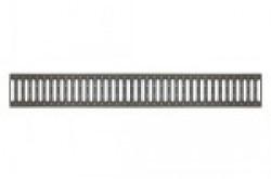 Решетка водоприемная РВ -10.13,6.100-штампованная стальная оцинкованная