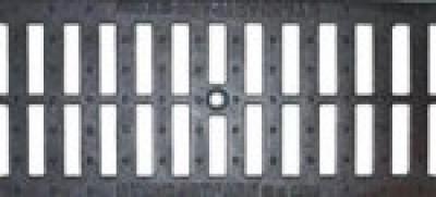 Решетка водоприемная РВ -20.24.50 щелевая чугунная ВЧ, кл.С