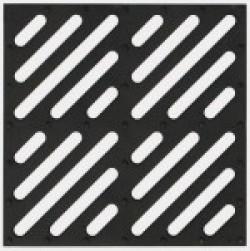 Решетка водоприемная к дождеприемнику РВ-28,5.28,5 чугунная