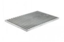 Решетка стальная 390х590 (ячейка)