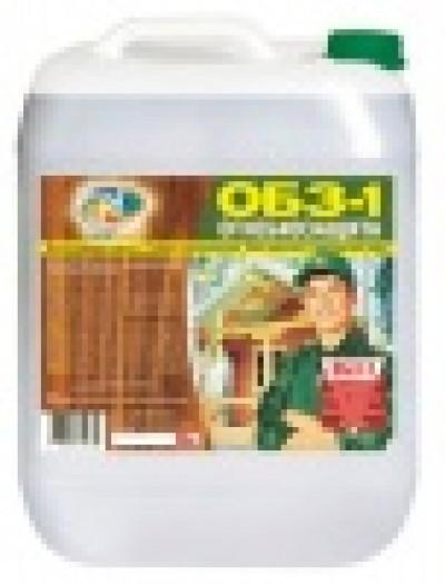 Профилюкс Антисептик ОБЗ-1 огнебиозащитный состав 10л