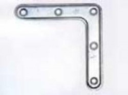Уголок рамный Стис-М 100-1 цинк бел.