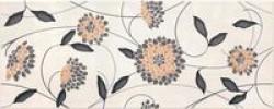 Декор Synthia черный WD206-008 20х50