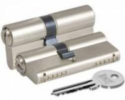 Цилиндровые мех. Кале ЦМ 164GN/68 (26х10х32)мм никель анг.кл./анг.кл.