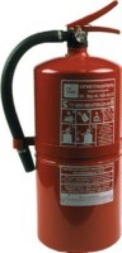 Огнетушитель ОП-8 объем 10 л, масса заряда 8 кг, общ. вес 12,3 кг.