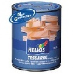Helios Грунт TESSAROL -2541 для дерева белый 0,75л