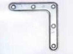Уголок рамный Стис-М 75-1 цинк бел.
