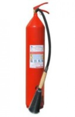 Огнетушитель ОУ-5 объем 8 л, масса заряда 5 кг, общ. вес 18 кг.