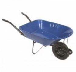 Тележка садовая пневматическое колесо (65л/130кг)